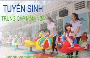 Tuyển sinh trung cấp mầm non tại Hà Nội