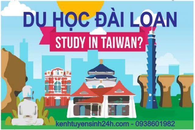 Du học Đài Loan. Tư vấn tuyển sinh du học Đài Loan tại Hà Nội