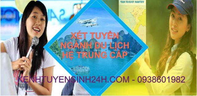 Xét tuyển ngành hướng dẫn du lịch hệ Trung cấp tại Hà Nội