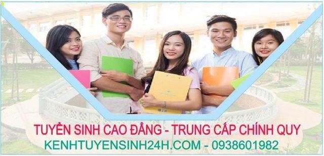 Tuyển sinh cao đẳng trung cấp chính quy học tại Hà Nội